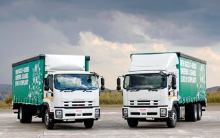 Truck Hire in Johannesburg