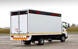 Truck Rentals in Johannesburg