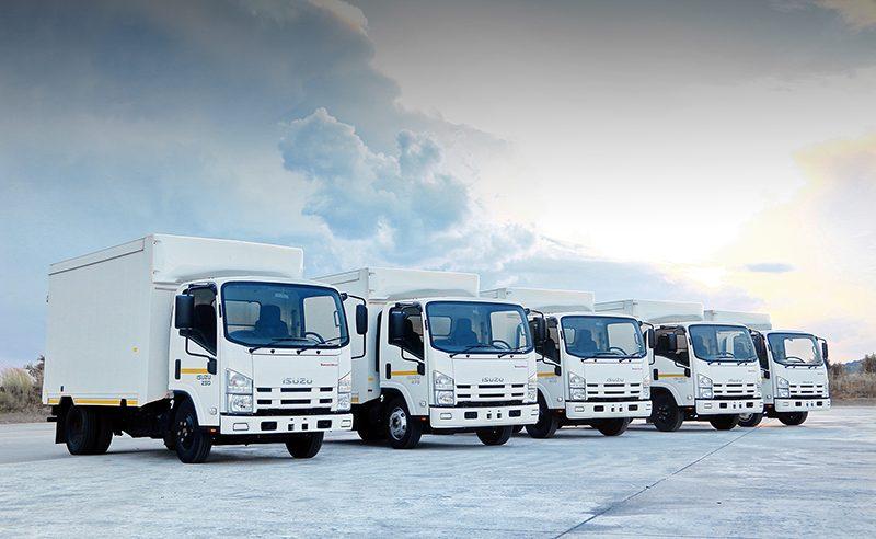 Truck Rental Fleet